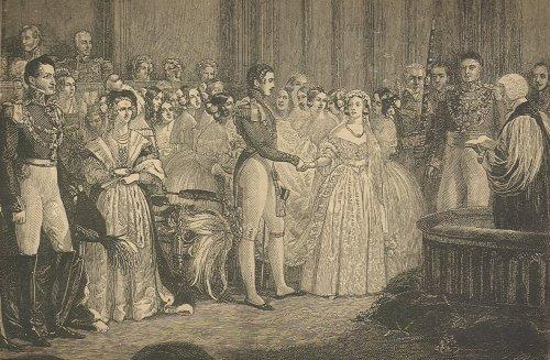 victoriaalbertmarriageengraving
